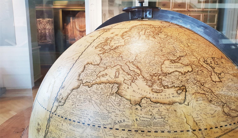 mappamondo museo