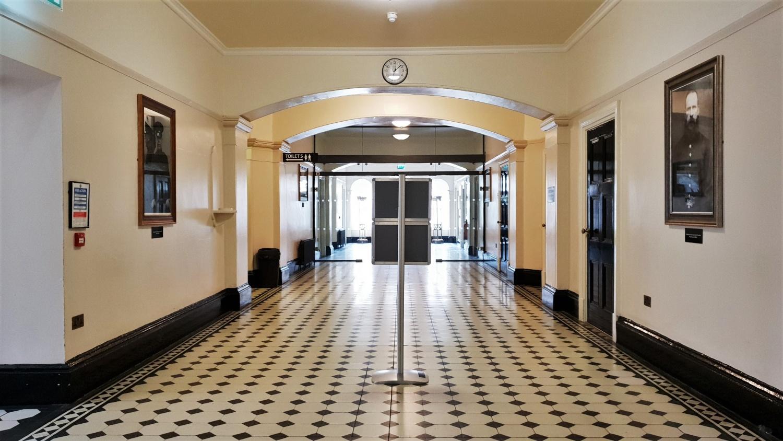 primo piano Crumlin Road Gaol