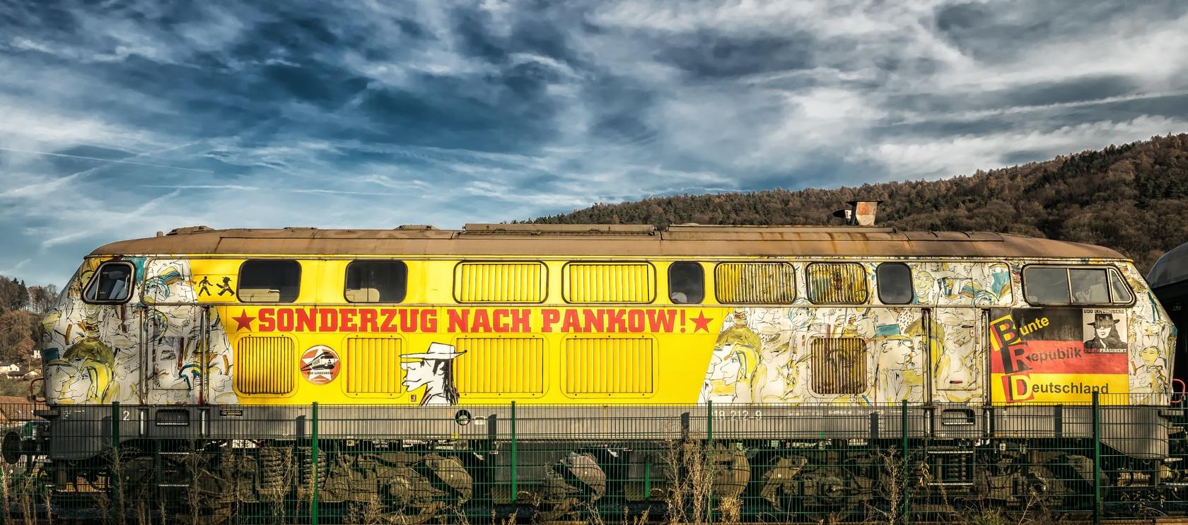 Treno per Pankow