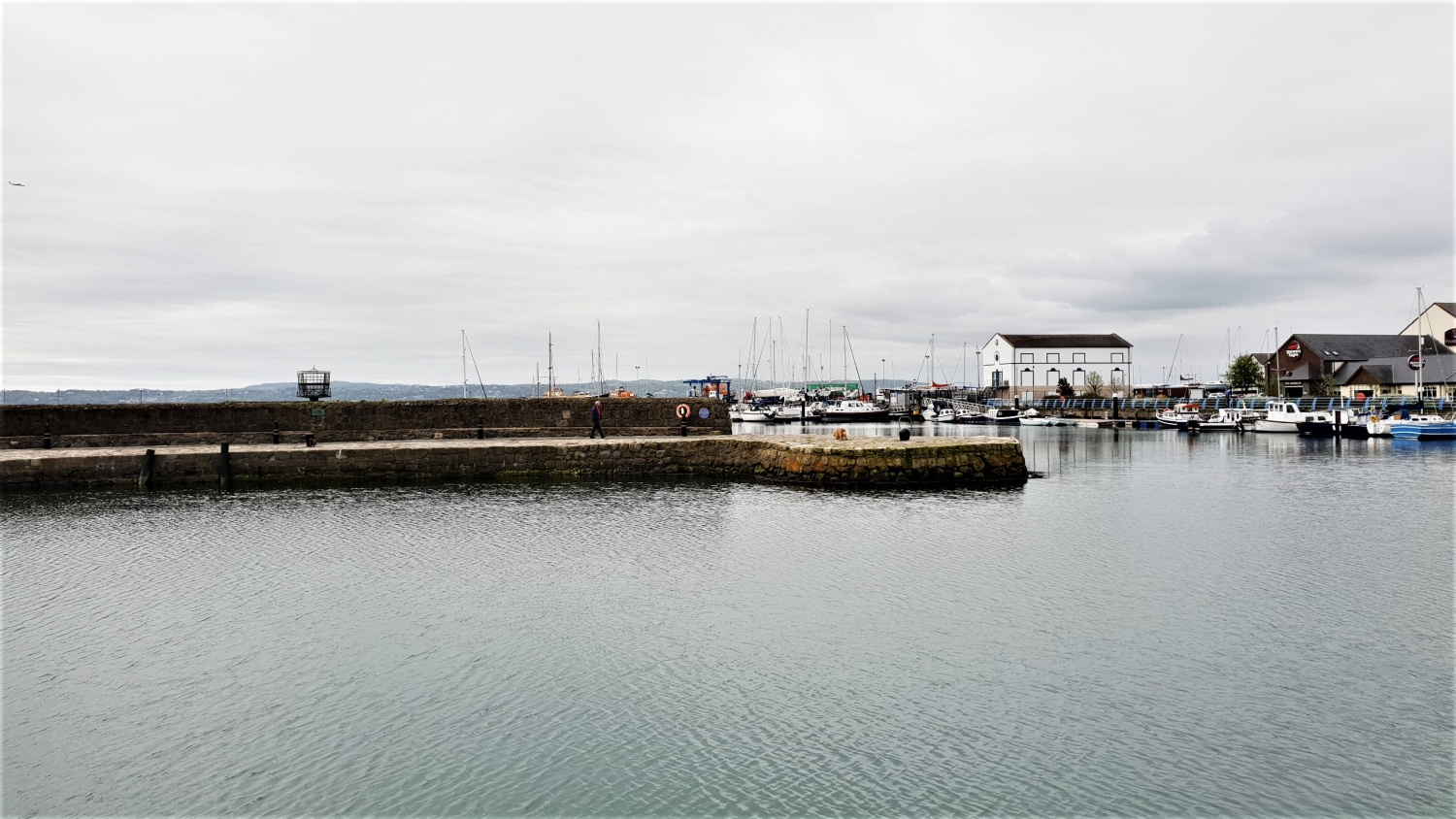 Carrickfergus panorama