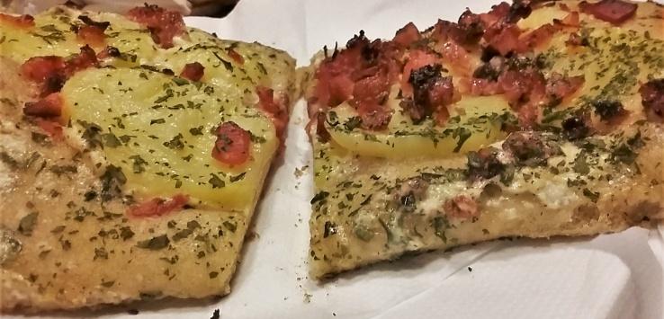 Dinnede Schwaben Pizza