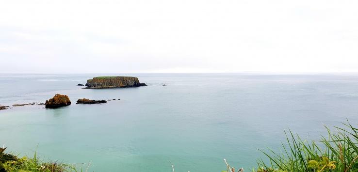 Irlanda del Nord viaggio lungo la Causeway Route