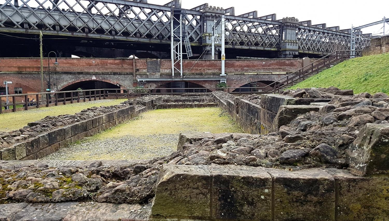 Manchester visitare il forte
