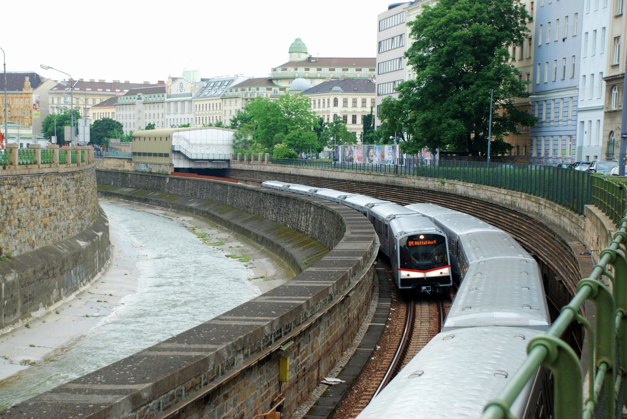 Margaretemstrasse Vienna