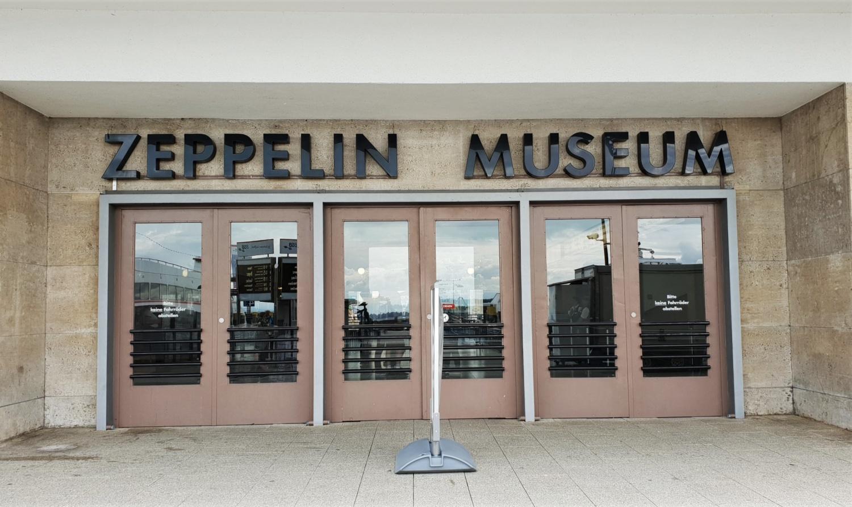 Friedrichshafen: visitare museo Zeppelin