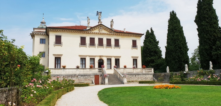 Vicenza Visitare Villa Valmarana ai Nani