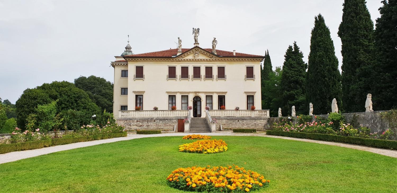 Come arrivare a Villa Valmarana ai Nani