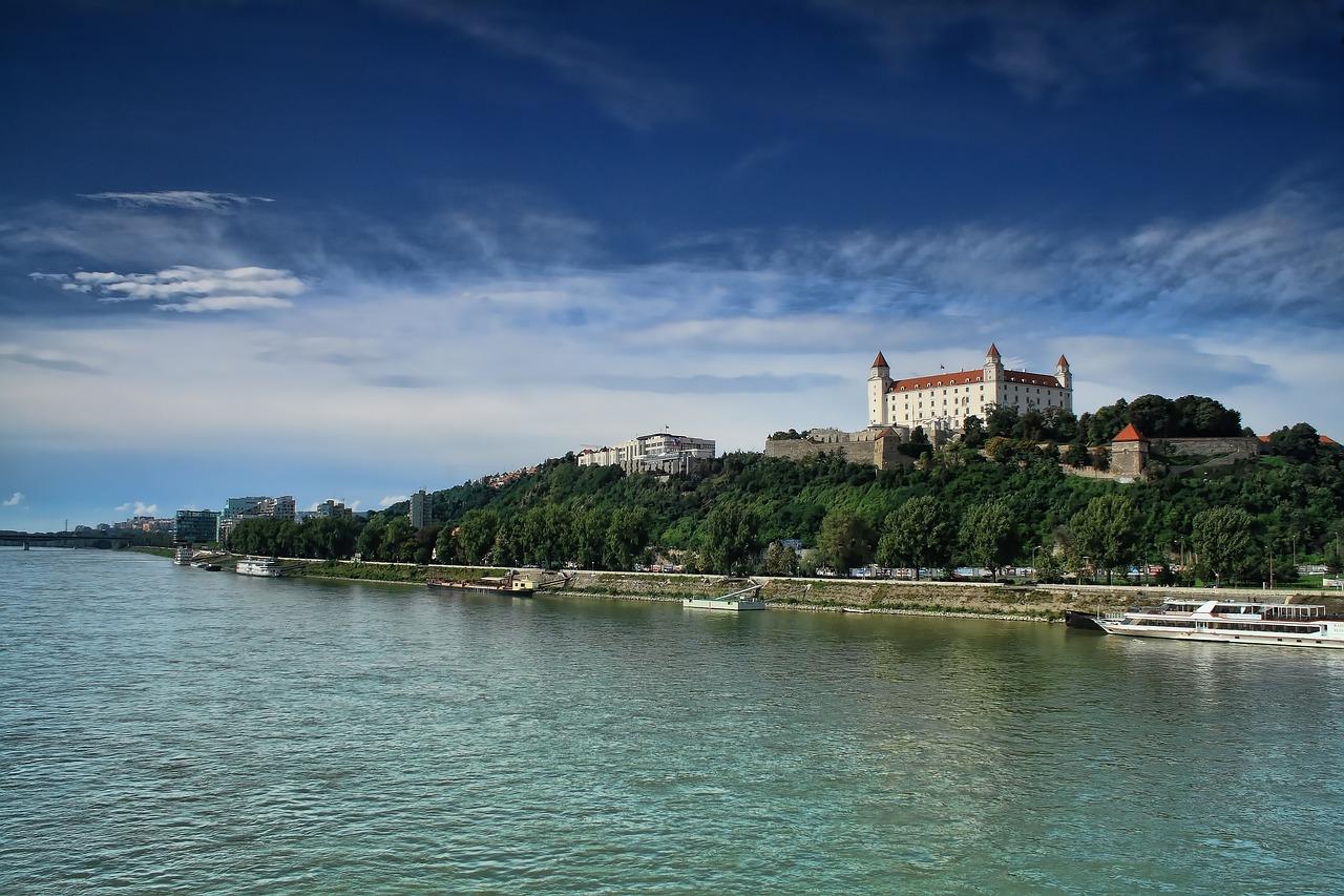 Viaggio da Vienna a Bratislava