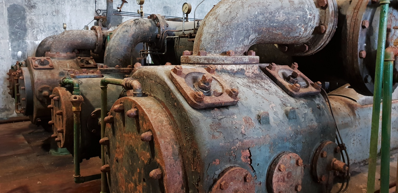 compressori miniera Cogne