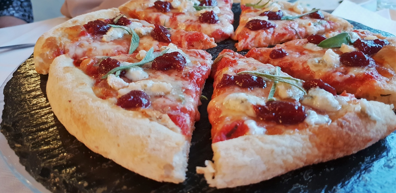 Pizza con la Corniola