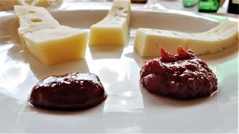 formaggio e corniola