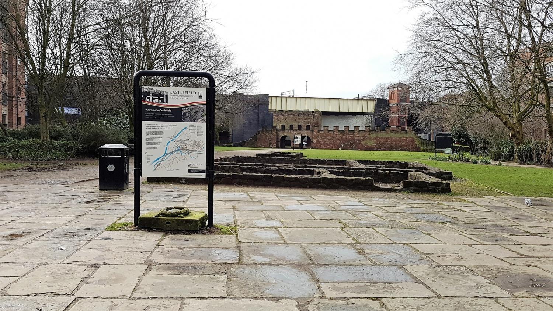 parco del forte romano