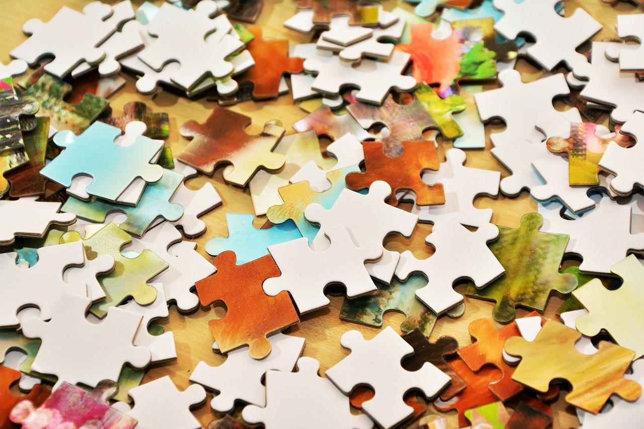 Il mondo come un puzzle