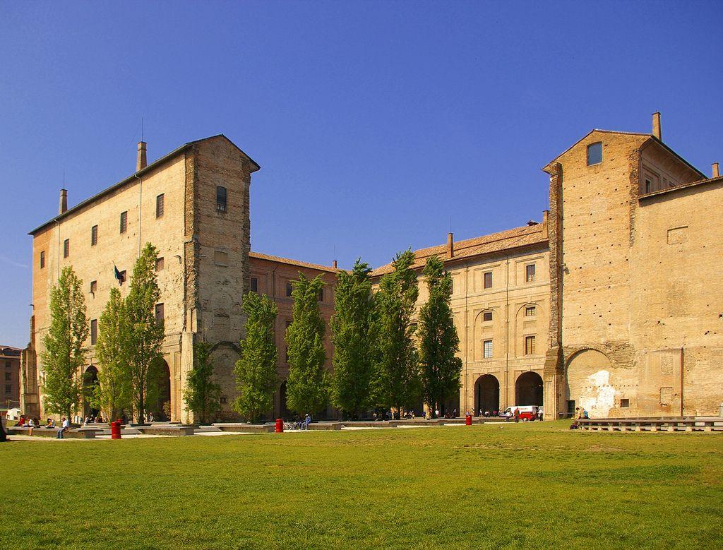 Parma: visitare il Palazzo della Pilotta