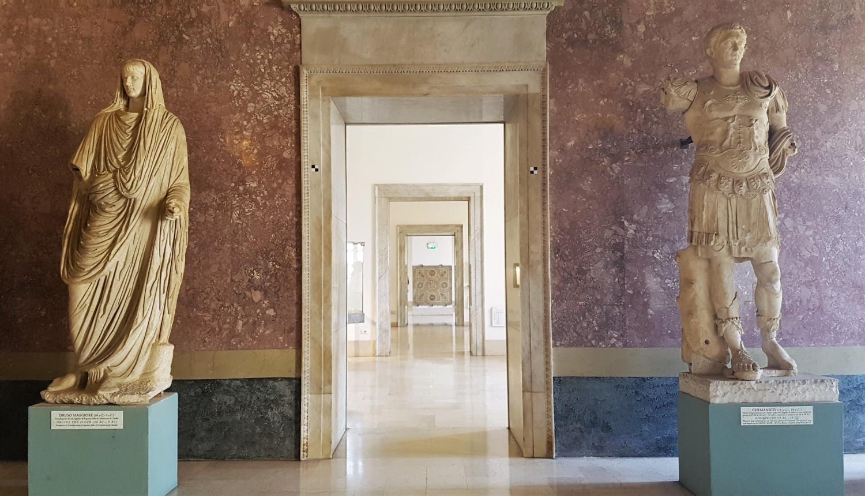 porte museo romano