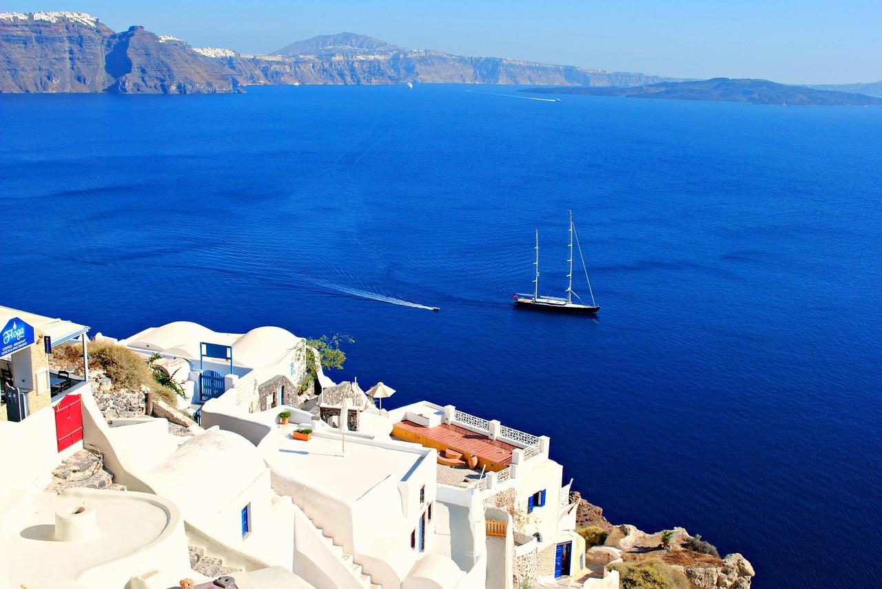 Viaggio a Santorini