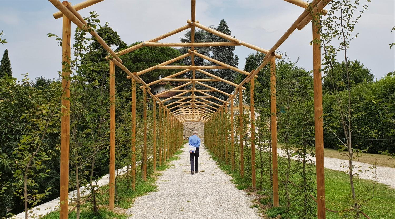 Giardino villa valmarana ai Nani