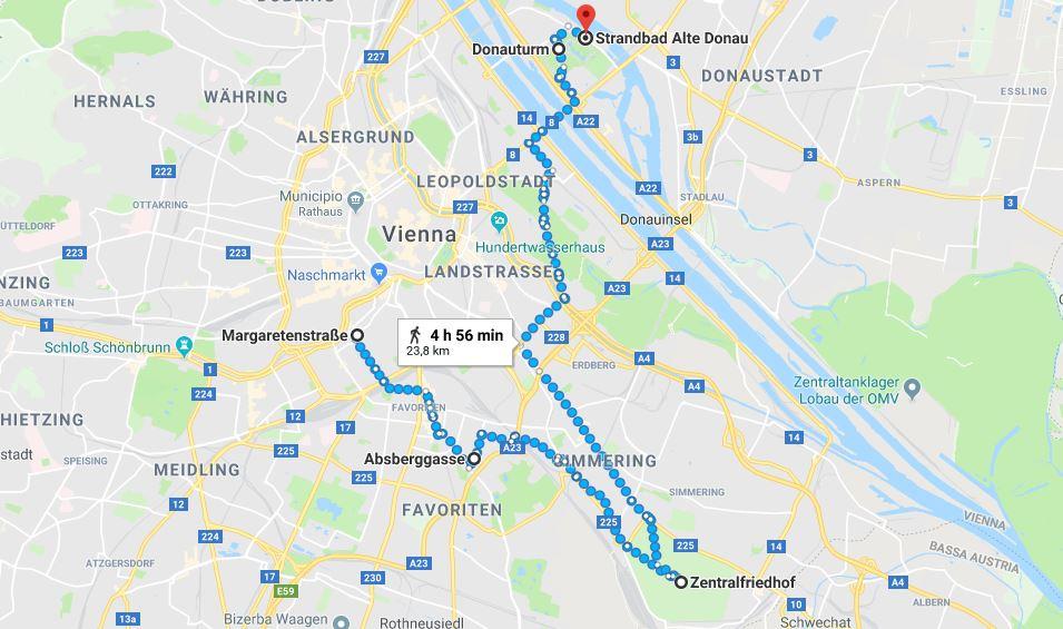 Esplorare Vienna