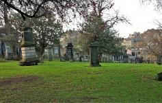 Edimburgo Visitare il cimitero di Greyfriars