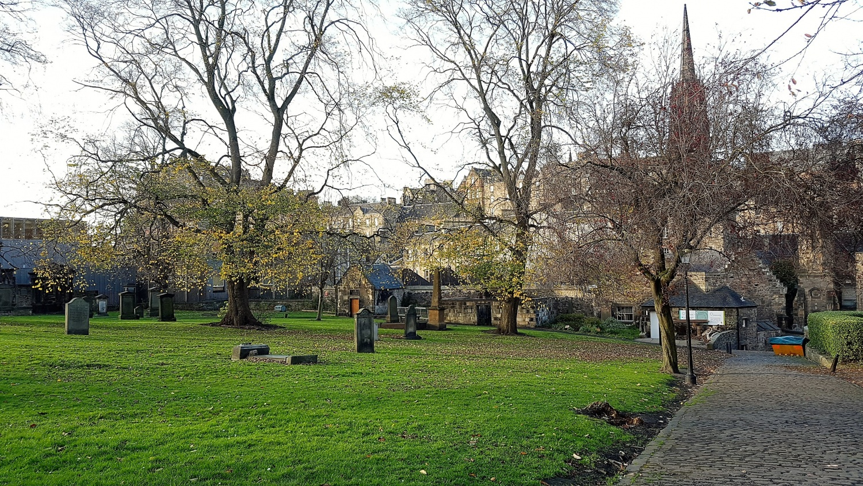 Edimburgo cimitero greyfriars