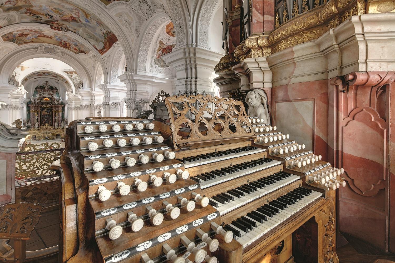 Organo Weingarten