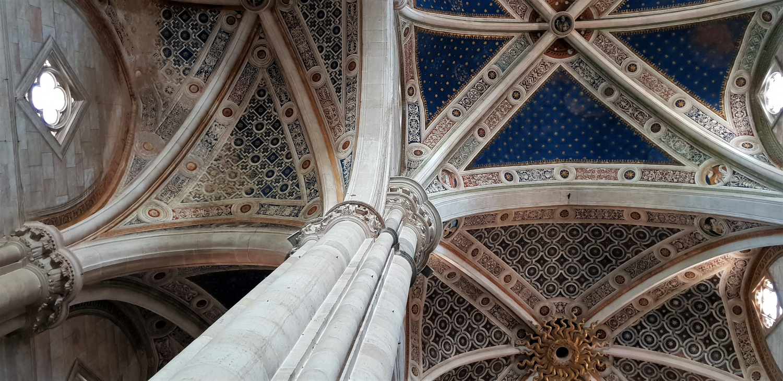 Interni Certosa Pavia