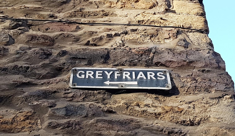 Dove si trova il Cimitero di Greyfriars