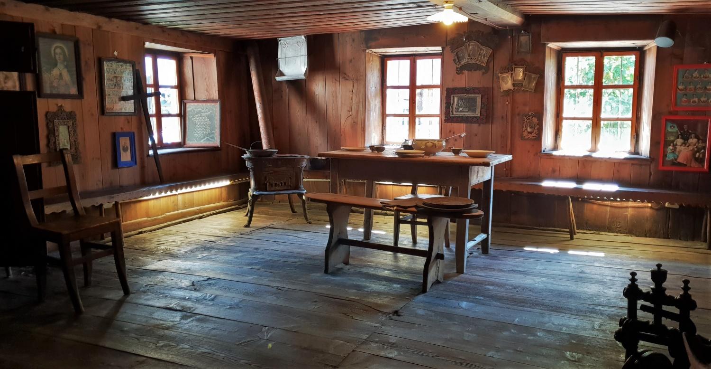 stanza principale Maison Dayné