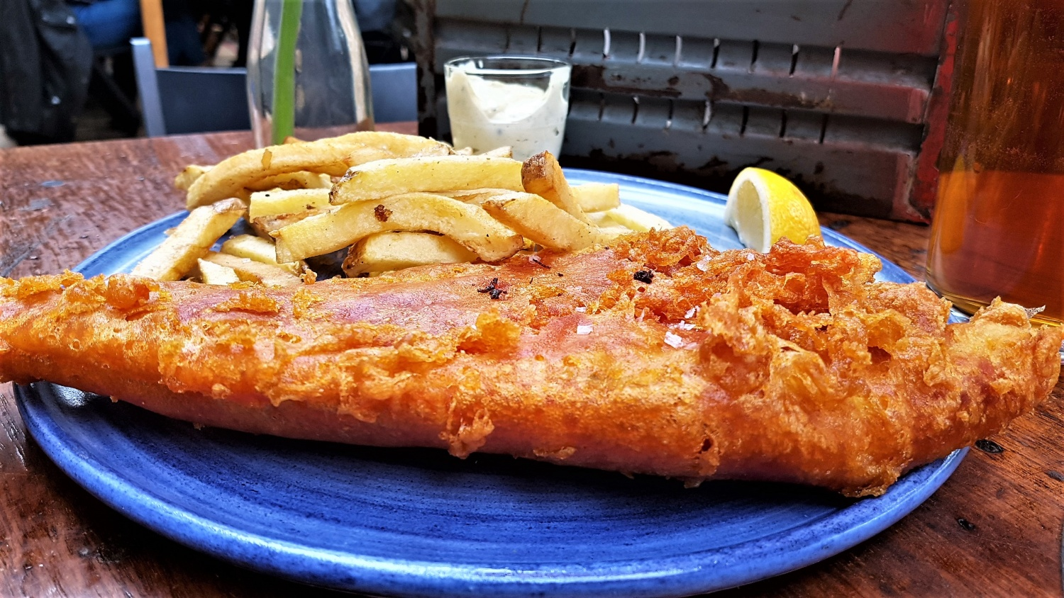Fish and chips manchester