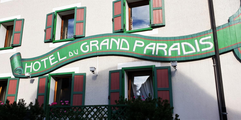 Hotel du gran paradis Cogne