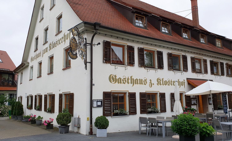 Dove si trova il Klosterhof