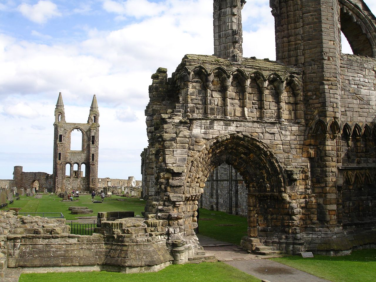 St.Andrews_Abbey_Scotland