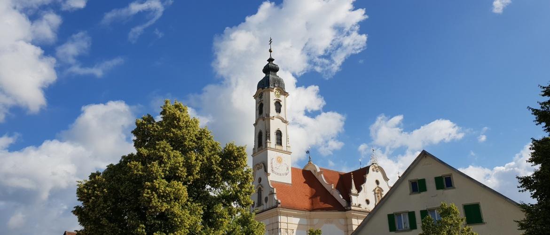 Steinhausen e il barocco di campagna