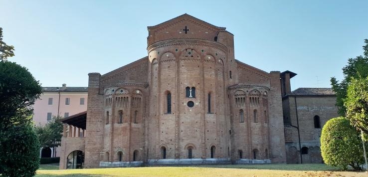 Visitare abbazia nontantola