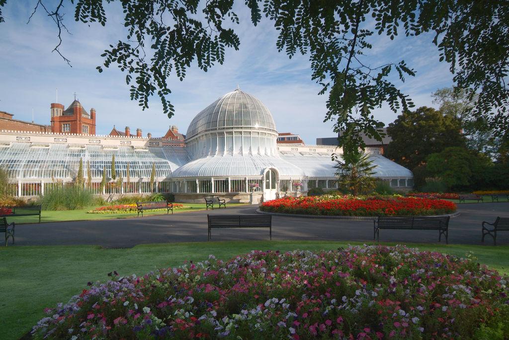 Visitare Botanic Gardens Belfast