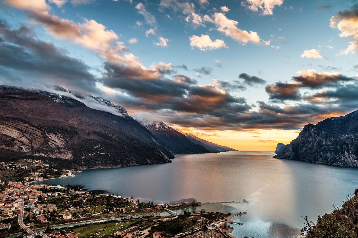 panorama Garda Trentino