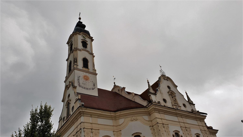 Chiesa Steinhausen
