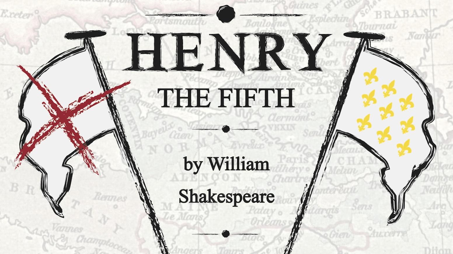 Enrico V di Shakespeare