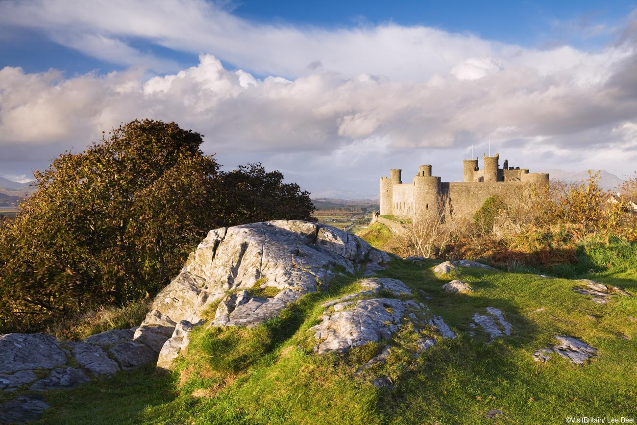 Castello di Harlech