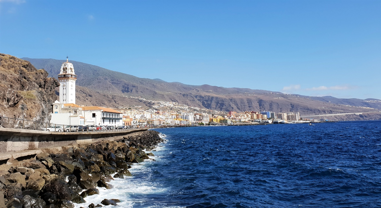Tenerife visitare la Candelaria