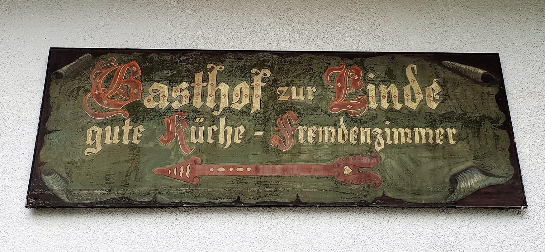 Zur Linde Steinhausen