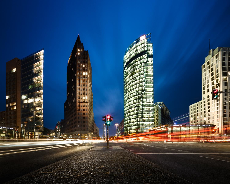 Berlino Potsdamer Platz