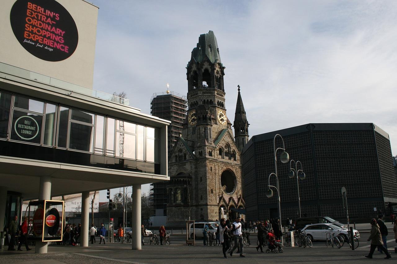 chiesa del ricordo berlino