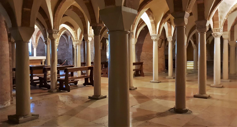 cripta abbazia nonantola