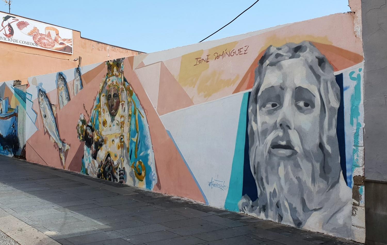 street art Candelaria