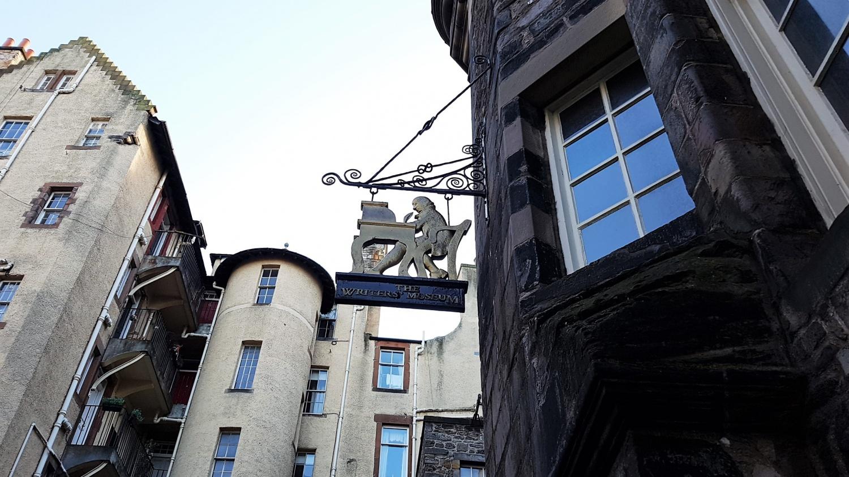 writers museum Edimburgo