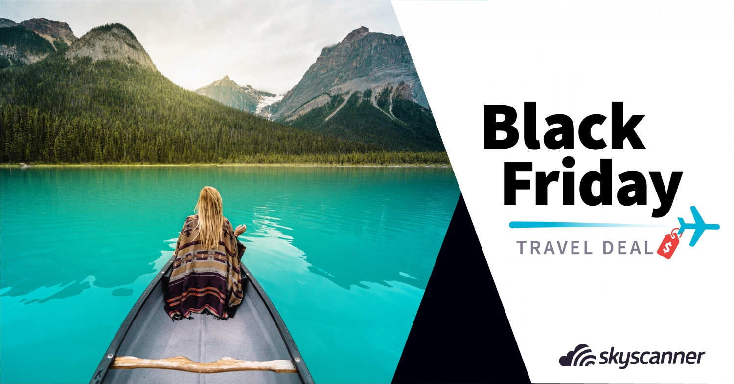 Black Friday Skyscanner