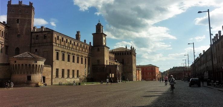 Carpi Visitare il palazzo dei Pio