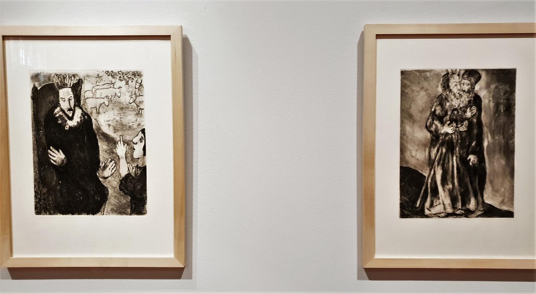 Chagall storie bibbia