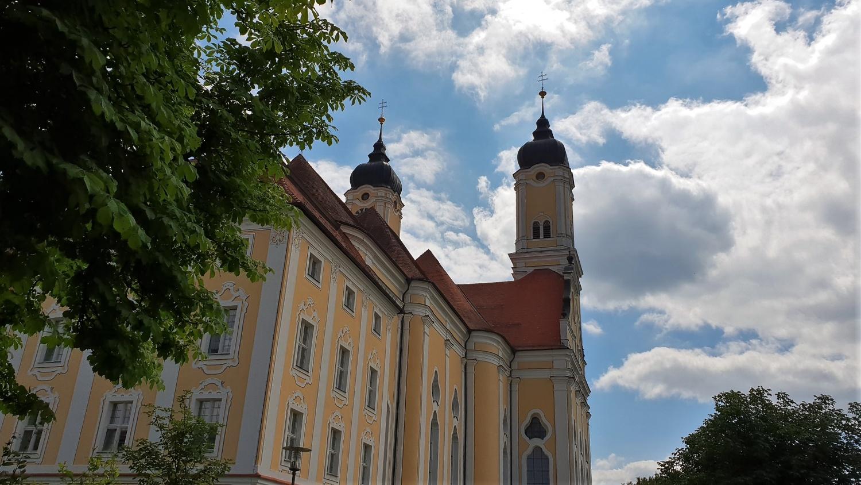 Chiesa di Kloster Roggenburg